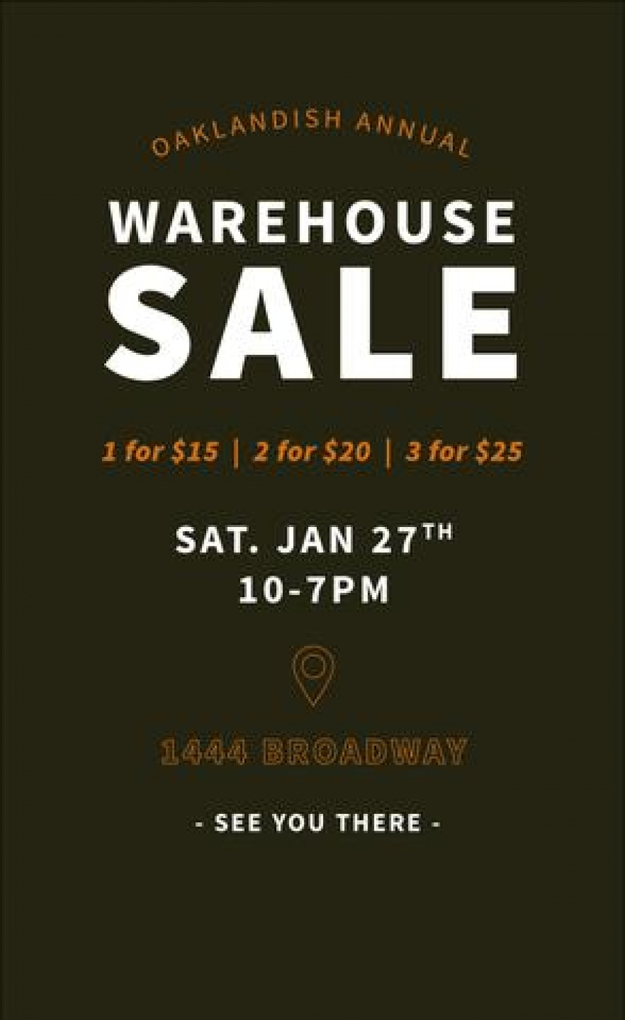 bcbg holiday warehouse sale sample sale in vernon