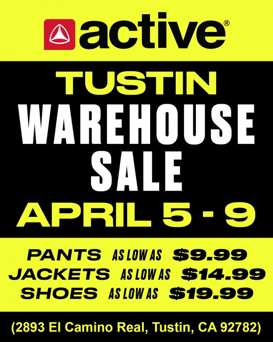 warehouse deals asics